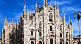 The Beautiful Milan Cathedral