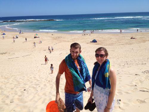 Sherwins on the beach in Port Elizabeth