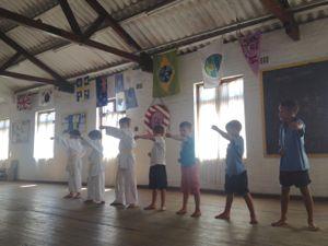 noah karate line 1
